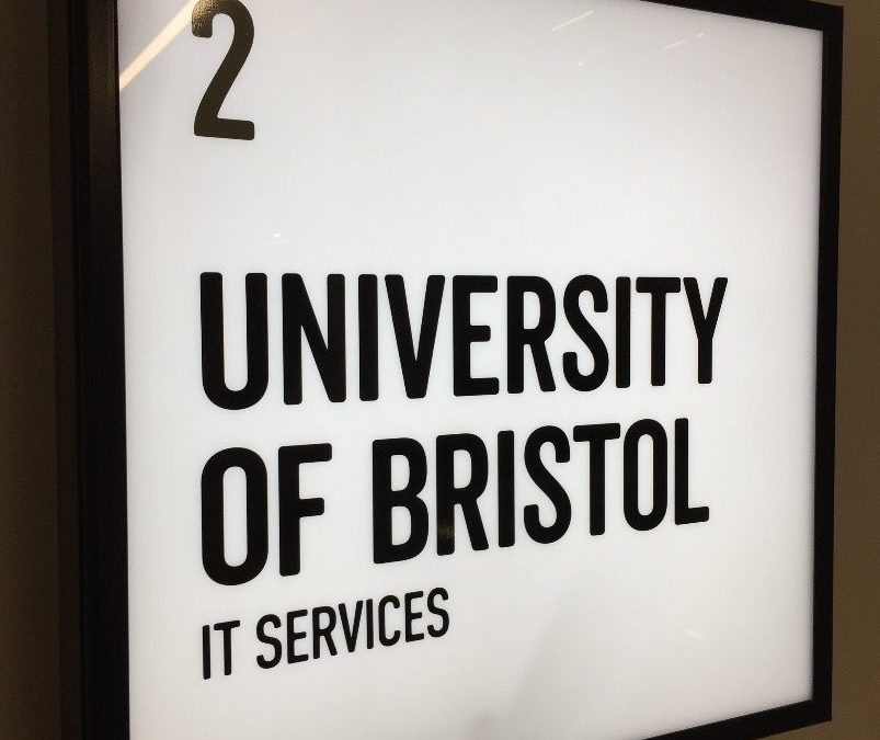 Bristol University & New Ways of Working