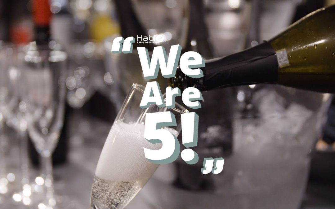 We Are 5! Hable's 5th Birthday Bash (Video)