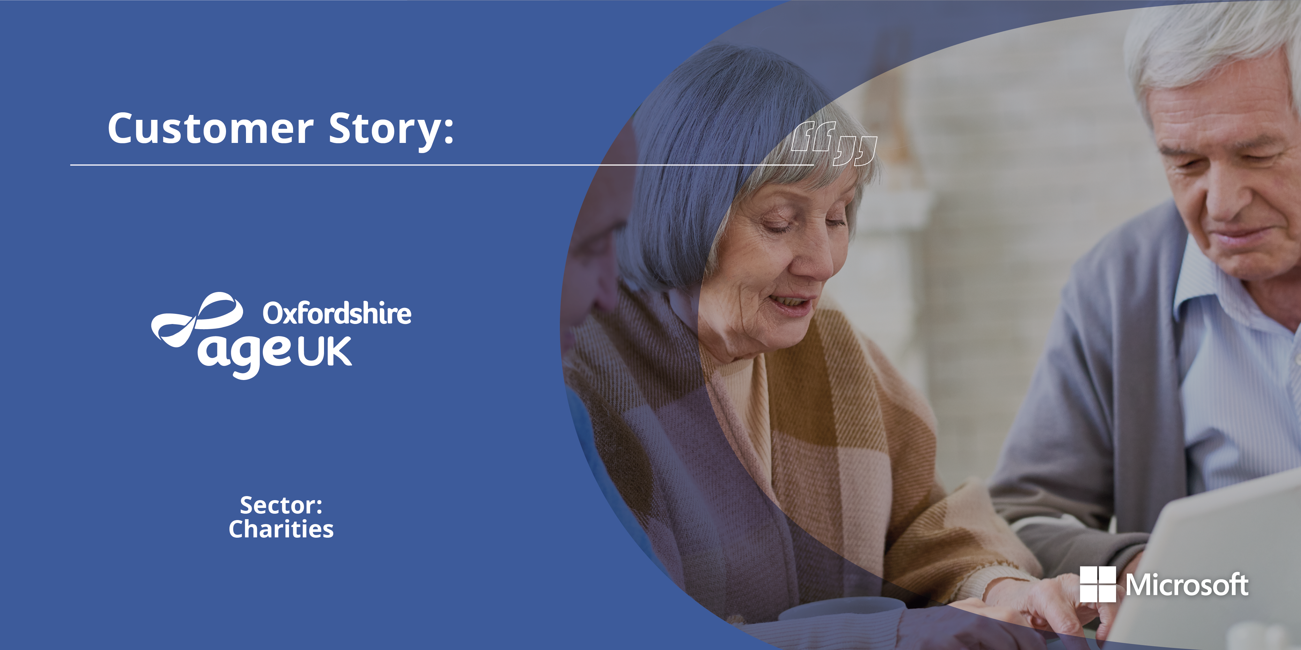 #TeamHable Customer Stories: Age UK Oxfordshire