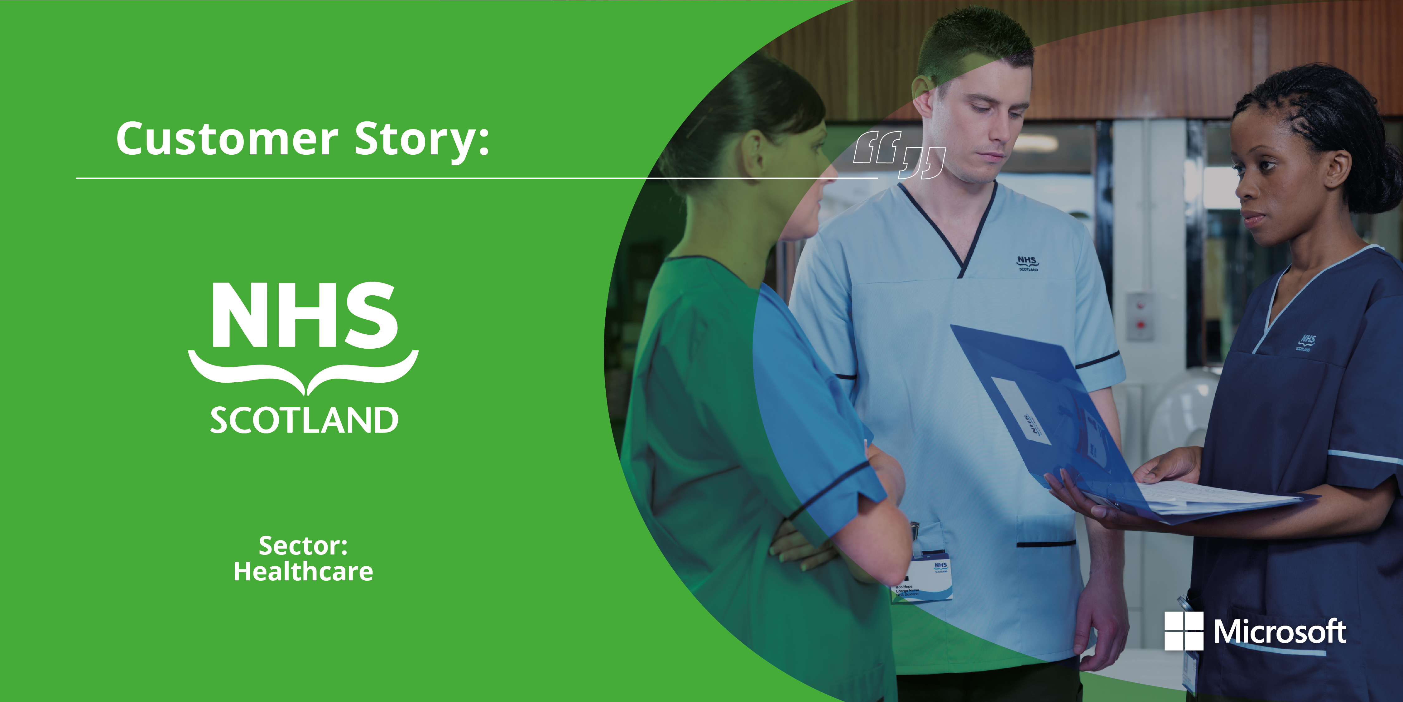 #TeamHable Customer Stories: NHS Scotland