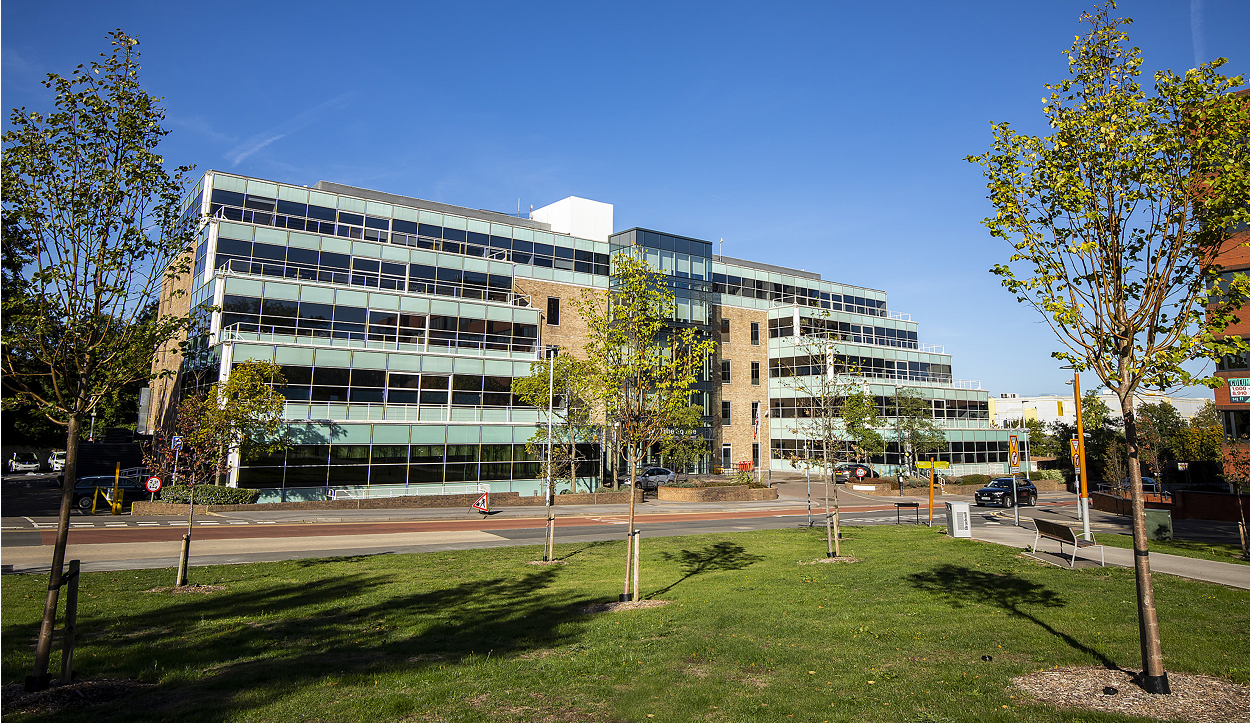 Photo of Bracknell Forest council offices - Unlocking the the power of Microsoft365 Within Council and