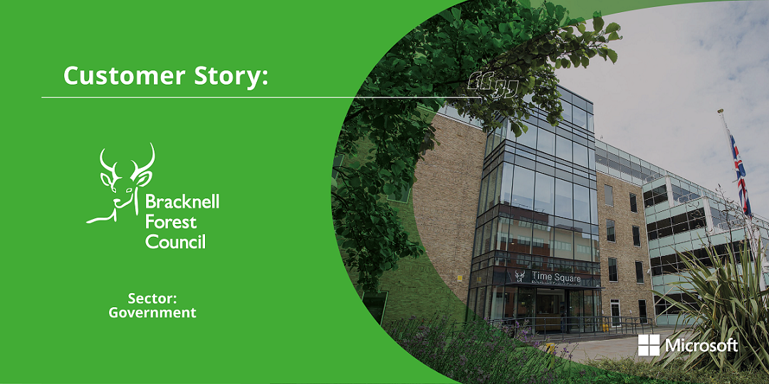 #TeamHable Customer Stories: Bracknell Forest