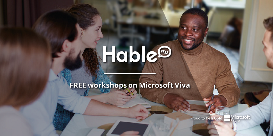 Learn more about Microsoft Viva with our FREE exclusive workshops