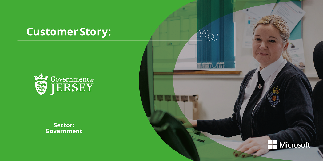 Customer Story: Government of Jersey
