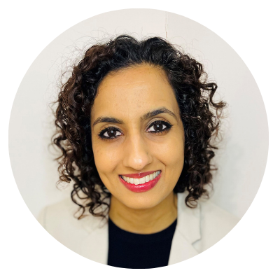 A headshot of Gupinder Syan, healthcare sector lead at hable