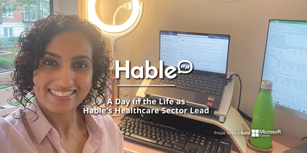 A Day in the Life: Gupinder Syan, Healthcare Sector Lead at Hable