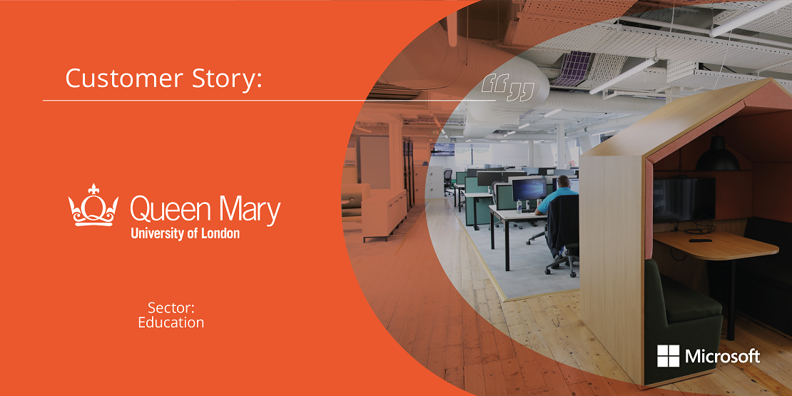 Customer Story: Queen Mary University of London
